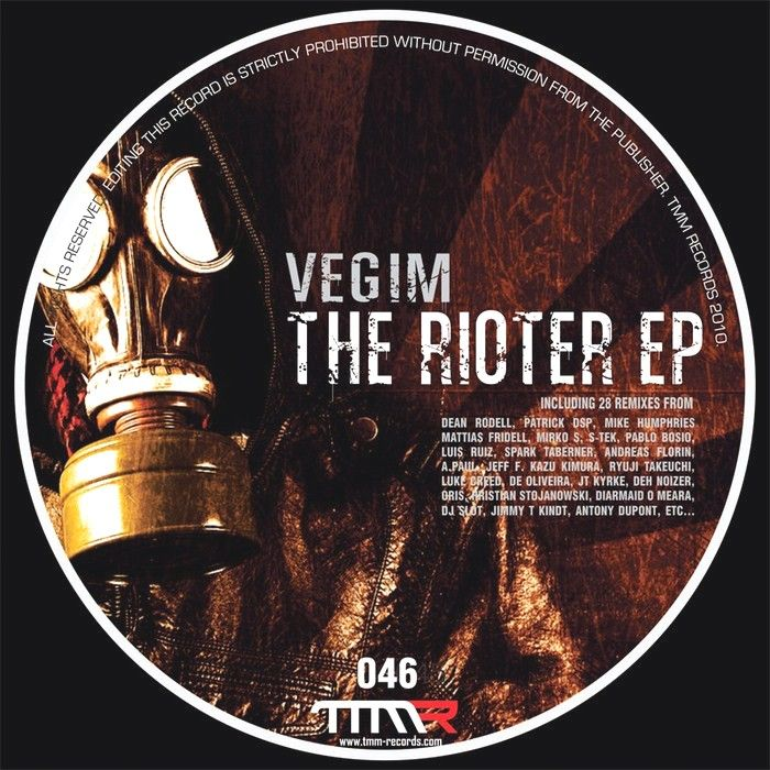 The Rioter EP